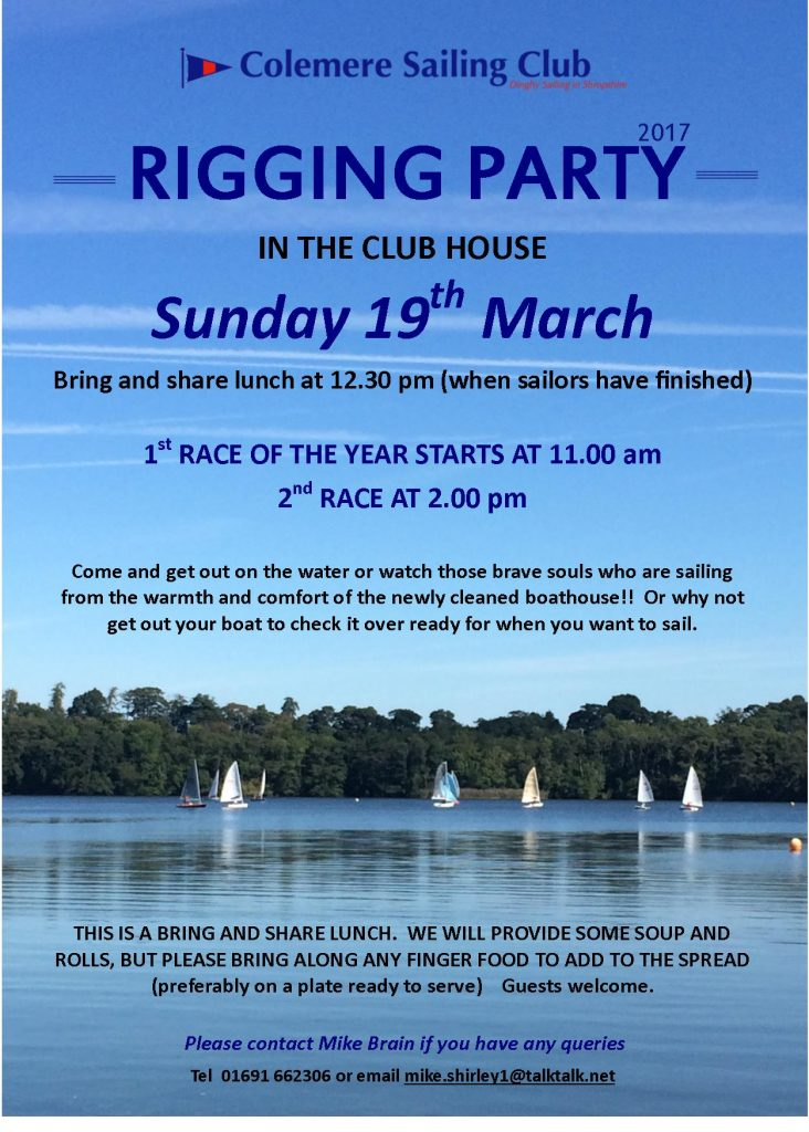 Rigging Party
